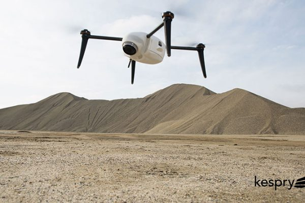 kespry drone technology